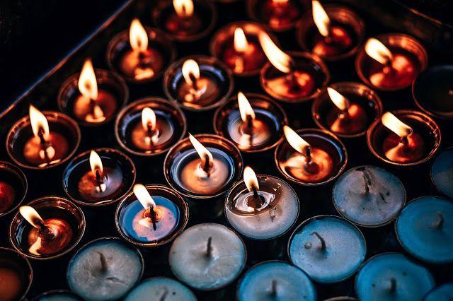 Licht Echt Blog Gotter Des Hinduismus Durga Blog Diy Kerzen