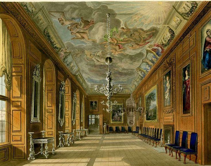 *ROCOCO REVISITED    Ballroom, Windsor Castle