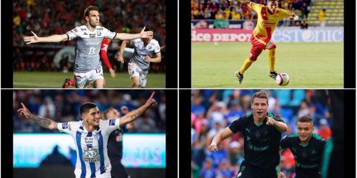 Boselli intratable revisa el top 10 en la Tabla de goleo de la Liga MX [FOTOS] - Diario Depor