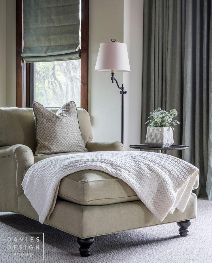 Davies Design Group - Mountain Ranch Master Bedroom detail