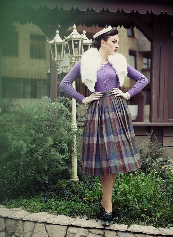 100 Best Vintage Skirts Images On Pinterest