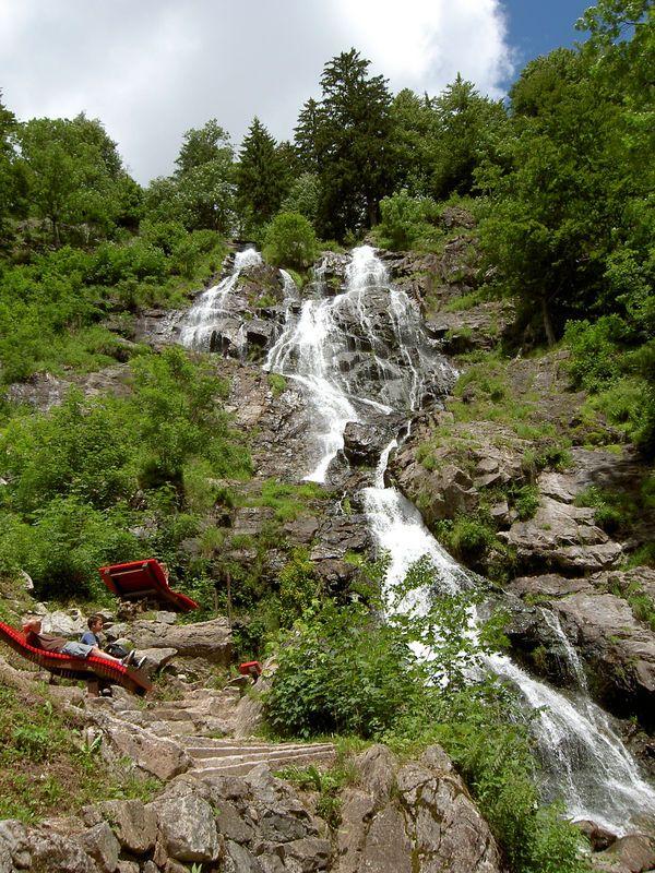 Todtnauer Wasserfall | Schwarzwald Tourismus GmbH