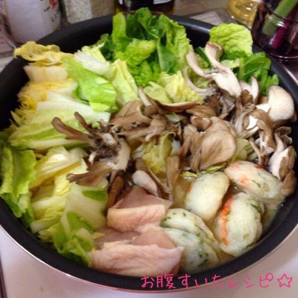 レシピあり!とり野菜みそ鍋☆ | さおりさんのお料理 ペコリ by Ameba ...