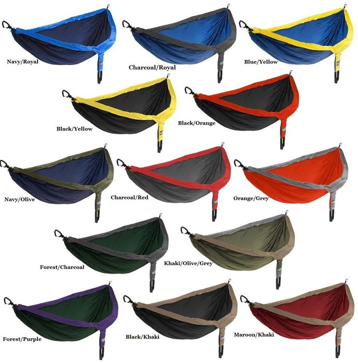 Eno Eagles Nest Outfitters Double Nest Hammock New Pick A