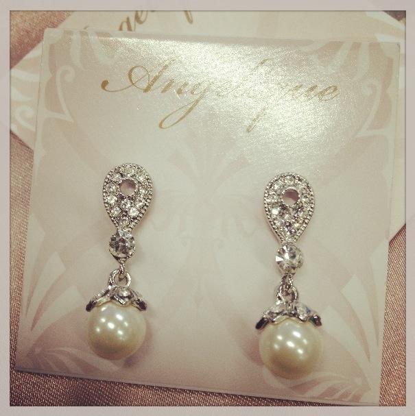 Bridesmaid's Earrings