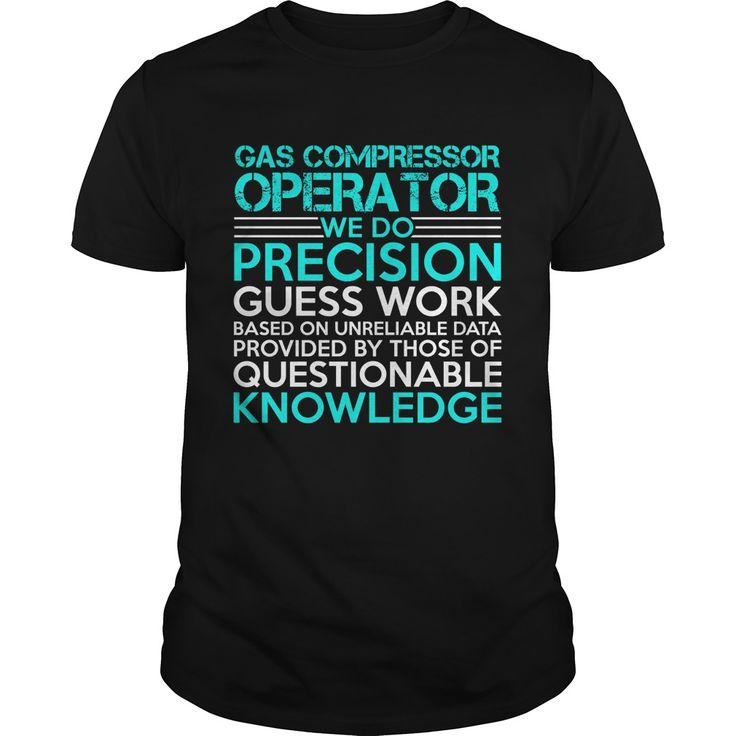 GAS COMPRESSOR OPERATOR Precision2 P4