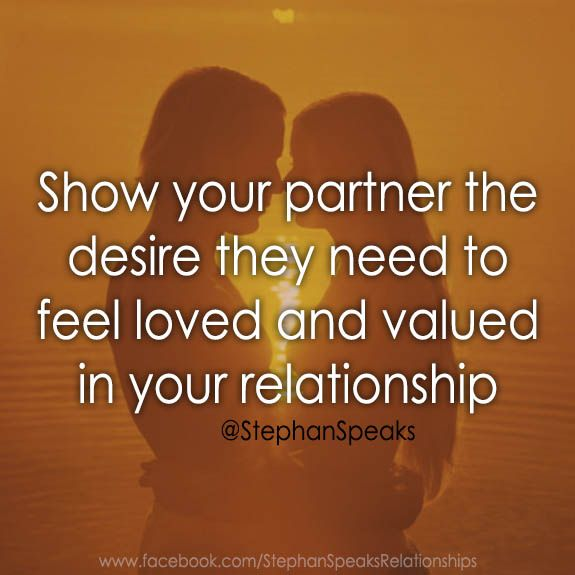 Nobody likes to feel unwanted in a relationship. | Love ...