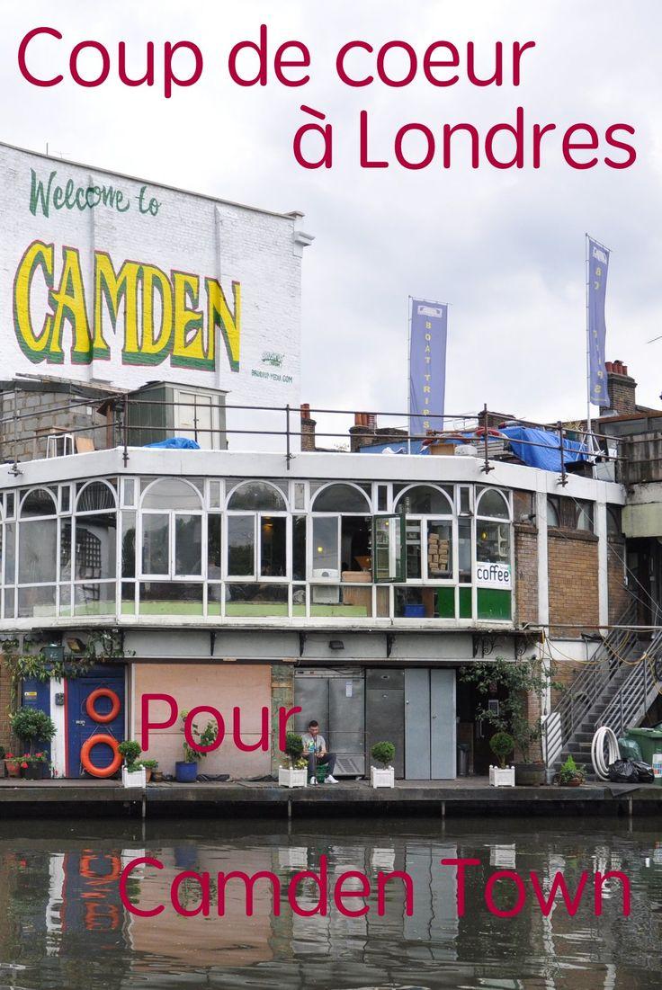 Camden Town, c'est un concentré de l'originalité et de la créativité de Londres. Connu pour son marché et son ambiance underground, punk et gothique c'est un quartier où le street-art se développe de plus en plus.
