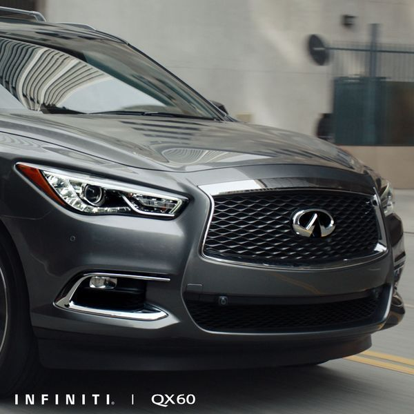 2019 Infiniti Qx60: The 2019 #INFINTI #QX60. Luxury Optimized For Families And