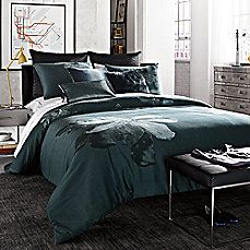 image of Kenneth Cole Reaction Home Etched Floral King Comforter