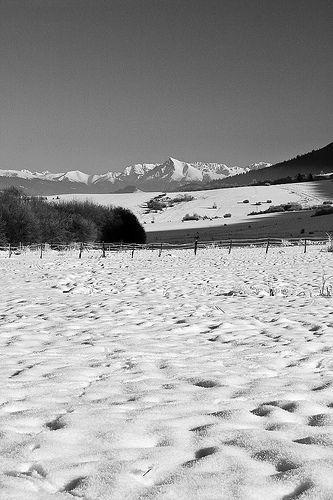 Krivan mountain from Liptov
