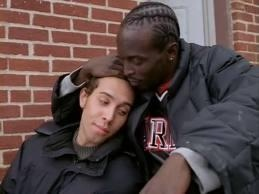 The Wire:  Omar and B, queer PoC!