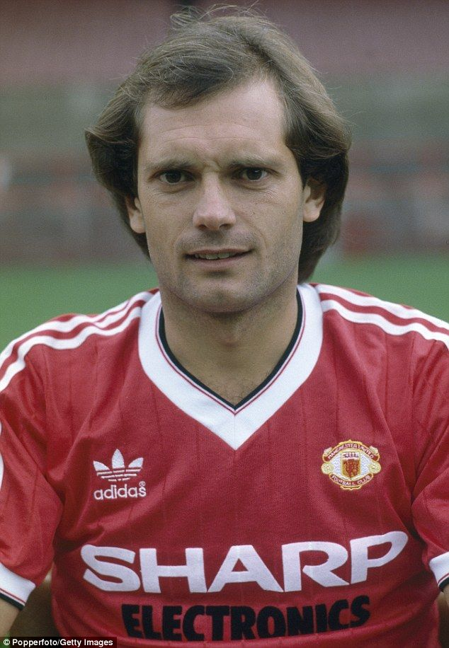Ray Wilkins - Manchester United
