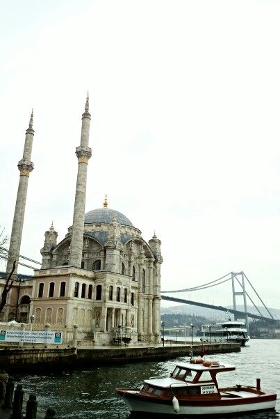 Ortaköy cami