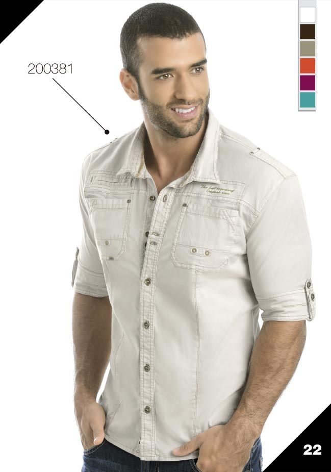 Ref: 200381 Ropa de moda para hombre / Mens fashion clothing Sexy, yet Casual Mens Fashion #sexy #men #mens #fashion #neutral #casual #male #males #guy #guys #hot #hotlooks #great #style #styles #hair #clothing #coolmensoutfits www.ushuaiajeans.com.co