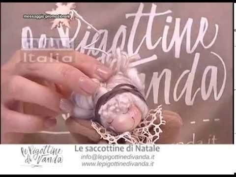 Mulher.com - 24/11/2015 - Boneca mamãe noel em feltro - Jô Cruz PT1 - YouTube
