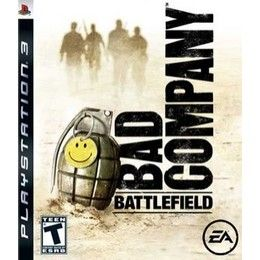"""BATTLEFIELD BAD COMPANY 1  -  You play as a soldier named """"Preston Marlow"""". At the very start, you join up with a squad known as """"B Company"""" which in turn is """"Bad Company"""", which is a unit of troubled soldiers who are sent into every battle first to take out what they can, usually left to die. Each member is in B Company for something they did considered wrong in the military."""