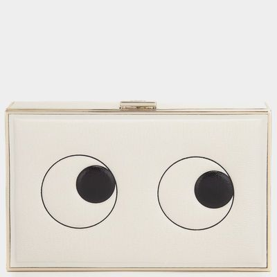 Imperial Eyes Clutch (by Anya Hindmarch)