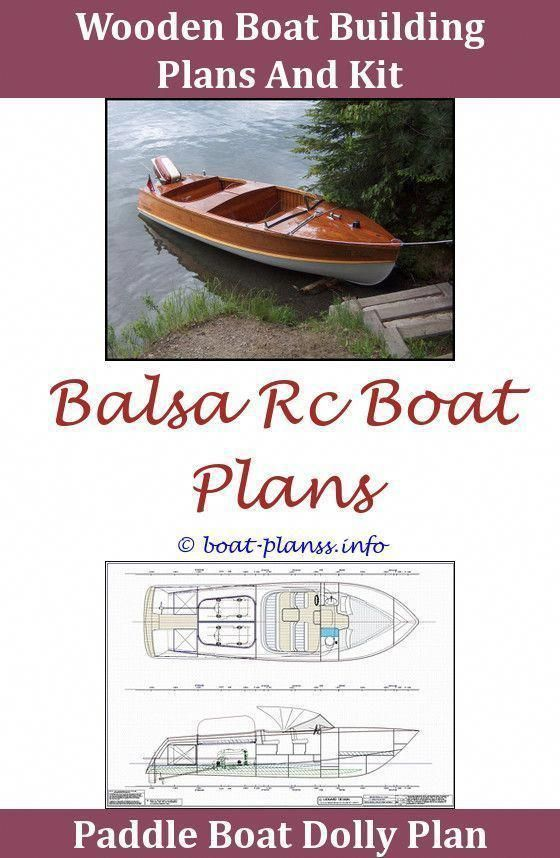 Build Inexpensive Boat Dock Wooden Power Boat Building How