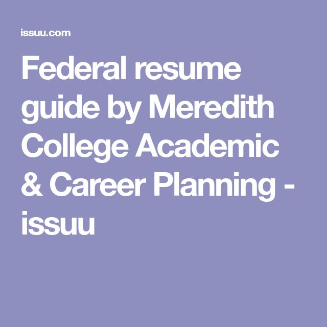 25+ beste ideeën over Federal resume op Pinterest - sample of federal resume