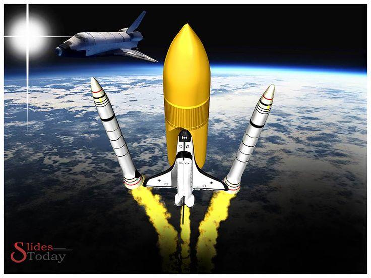 Spacecraft PowerPoint Template