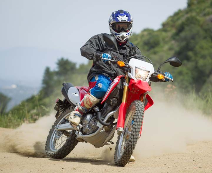 2017 Honda CRF250L, 2017 Honda CRF250L Rally Ride Review Honda updates the Dual-Sport class sales champion CRF250L and releases the all-new CRF250L Rally, and DirtBikes.com is there to ride 'em both.