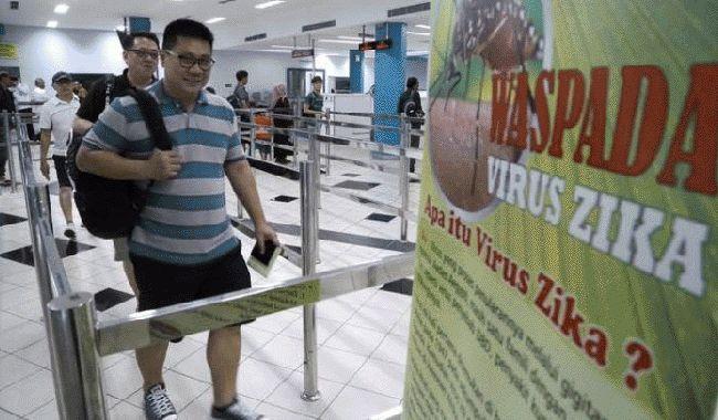 Singapore Zika cases top 150; China steps up arrivals checks