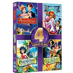 http://ift.tt/2dNUwca | Anastasia / Bartok / Ferngully / Ferngully 2 DVD | #Movies #film #trailers #blu-ray #dvd #tv #Comedy #Action #Adventure #Classics online movies watch movies  tv shows Science Fiction Kids & Family Mystery Thrillers #Romance film review movie reviews movies reviews