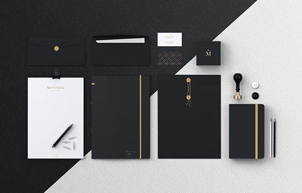 Montreux | Branding on Behance