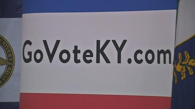 Kentucky launches online voter registration - WDRB 41 Louisville News