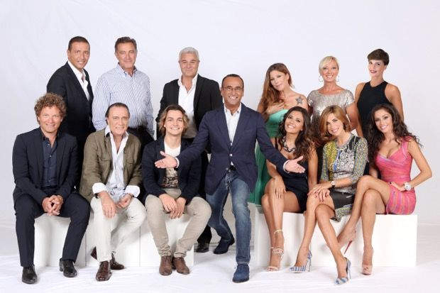 Tale e quale show, la nona puntata del 14 novembre: la sfida con gli ex campioni
