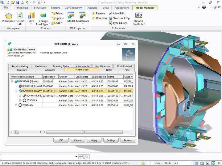 Скачать бесплатно программу creo parametric