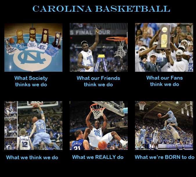 Carolina Basketball | Southern part of Heaven | Pinterest ...