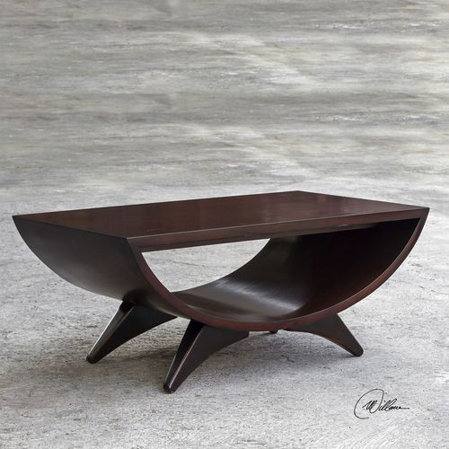 Ivo Mid-Century Coffee Table