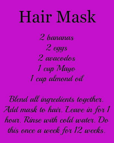 A great mask to grow your hair! Visit Duane Reade or DuaneReade.com to get all you need for your beautiful hair.