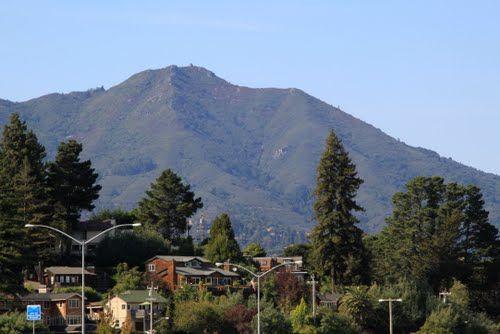 mill+valley+california | Panoramio - Photo of Mt. Tamalpais from Mill Valley, California