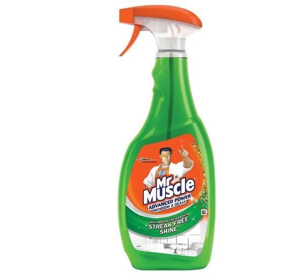 Mr Muscle Advanced Power Window Glass Cleaner 750ml In 2020 Glass Cleaner Mr Muscle Glass Window