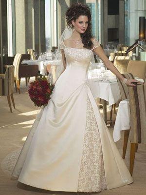 Mejores 27 imágenes de Vestidos de novia largas en Pinterest ...