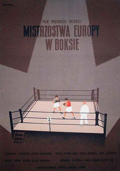 1953 Tadeusz Trepkowski - European Boxing Championship