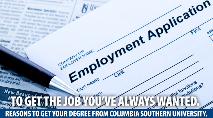 To get the job youve always wanted.Degre Reasons, Csu Degree, Degree Reasons