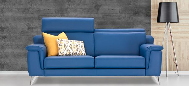 Electric Blue Velvet Sofa Collection Fernando Corner Bed Best 25+ Leather Couch Ideas On Pinterest | Navy ...