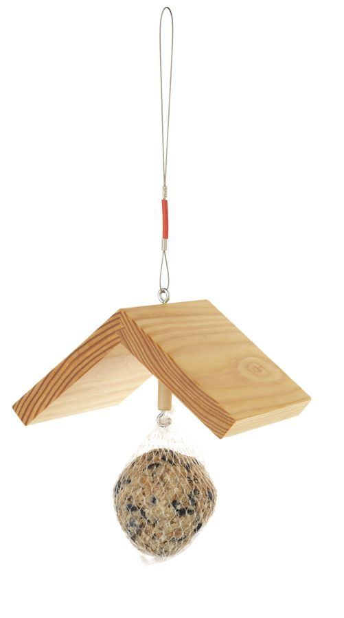 bird feeder - roof over seed ball Mehr