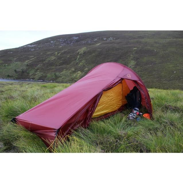 nordisk telemark lw 1 man tent review