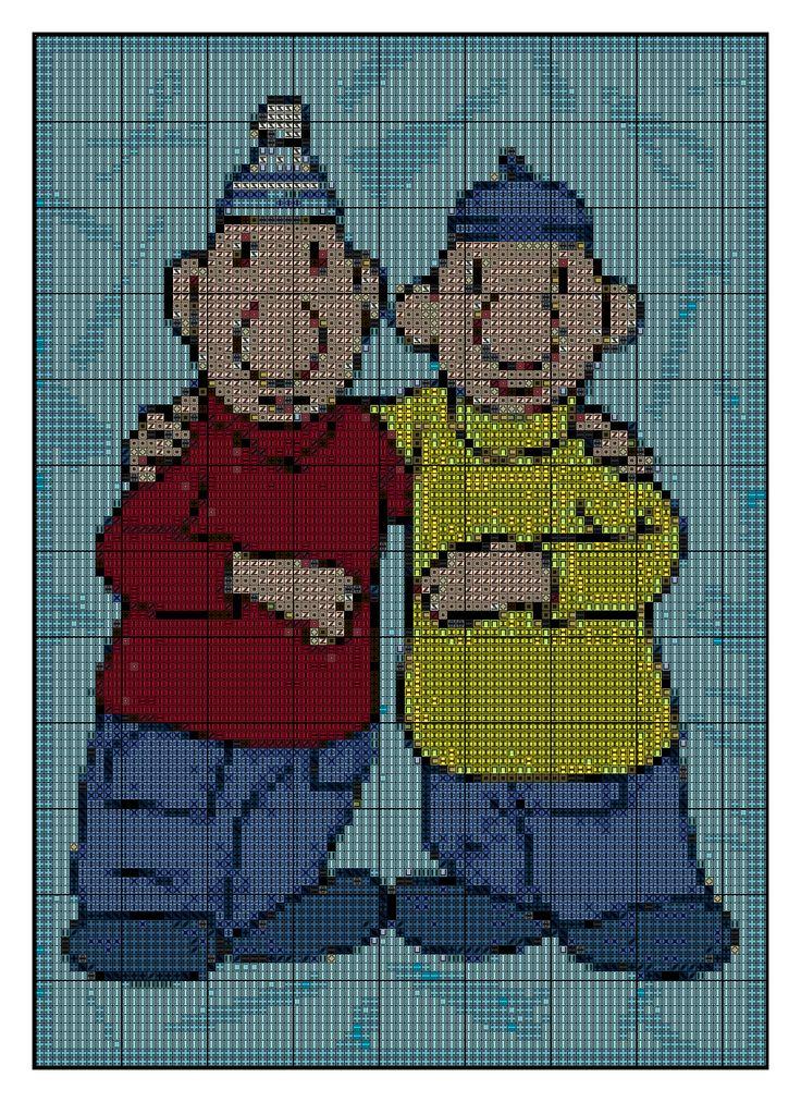 A-Stitch : buurman