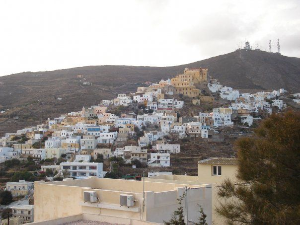 View of Ano Syros