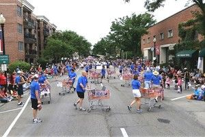 Food for the Fourth at Downtown Wheaton | Metromix Chicago - 2017