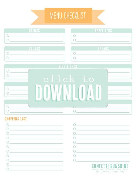 72 best The Bible to Party Planning images on Pinterest Birthday - party planning templates