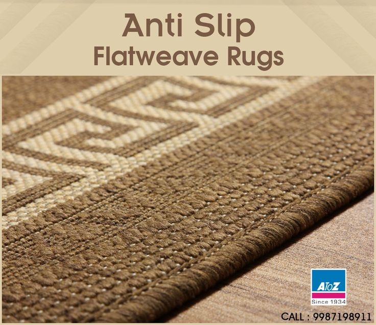 It is always a good idea to have anti-slip floor mats set in place, especially in an area prone to wet conditions when monsoon is around the corner. bit.ly/atozhome #atoz #antislip #floormat