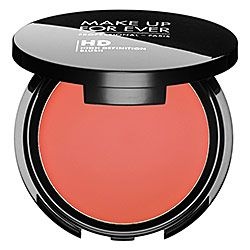 MAKE UP FOR EVER HD Blush- The most natural looking blush. Melts into skin with effortless blendability.