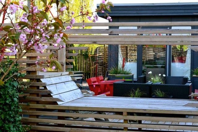 Cattis och Eiras Trädgårdsdesign Small Garden Studio.